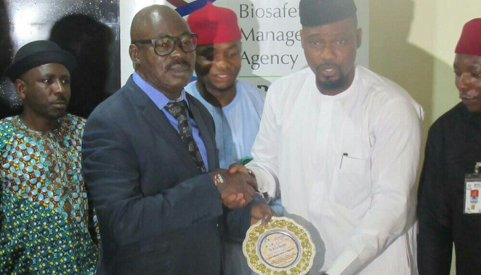 DG NBMA RESTATES COMMITMENT TO ENSURE SAFETY OF GMOs