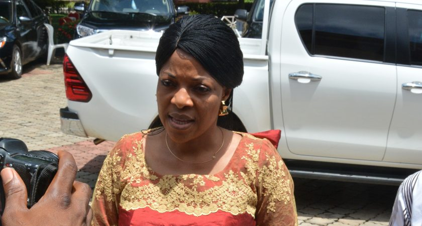 Nepad Boss, Princess Gloria  Akobundu partners EFCC against corruption