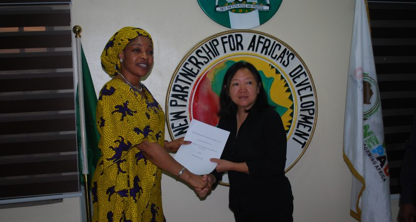 NEPAD NIGERIA CEO TO ATTEND AFRICA WEEK 2017