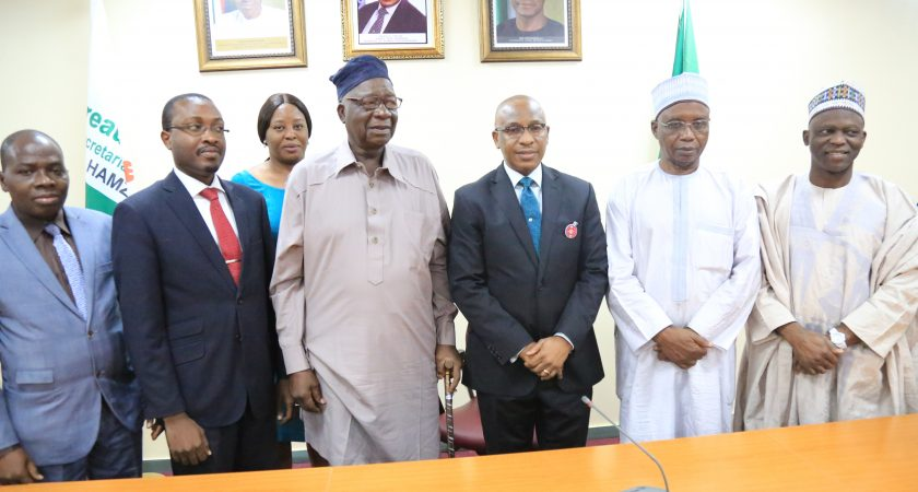 Press Release: BPE's Comittment on Nigerdock's Integrated Engineering and Fabrication Company