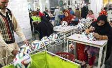 Envoy thrilled Pakistan will supply balls for Russia World Cup