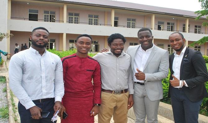 Foundation sensitizes Nigerian undergraduates on  $100,000 Anzisha Prize award through story telling