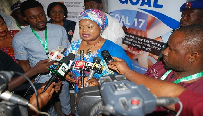 FEDERAL GOVERNMENT PARTNERS STATES AND LOCAL GOVERNMENTS TO ACHIEVE THE SDGs IN NIGERIA