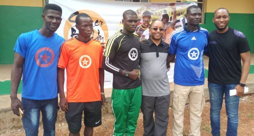 US Embassy, NGO organise football tournament for children in IDPs camp in Abuja