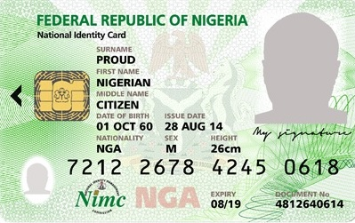 Over 700, 000 e-ID cards yet to be collected.