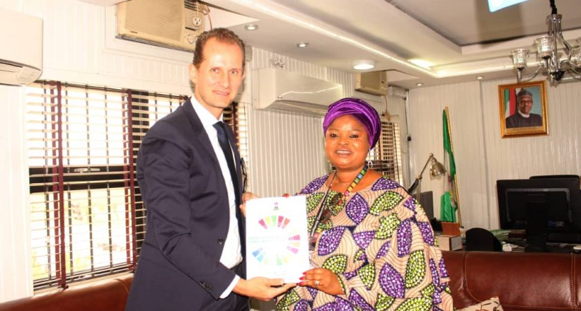 Federal Government Partners Danish Government On Sdgs.