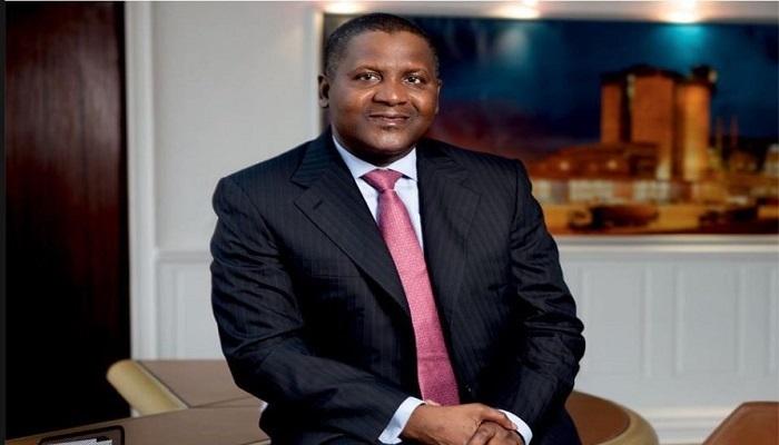 Dangote Receives Highest Civilian Honour in Cameroon