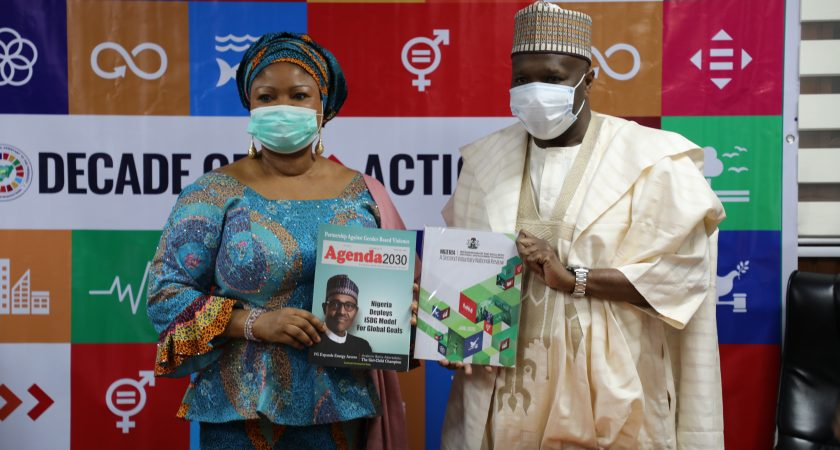 OSSAP – SDGs PARTNERS GOMBE STATE GOVERNMENT FOR SUSTAINABLE DEVELOPMENT.