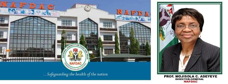 NAFDAC: Protecting Public Health! DG, Prof Mojisola Adeyeye Tells Story of Giant Strides in 3 Years