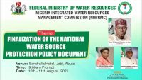 Finalization of the National Water Source Protection Policy Document